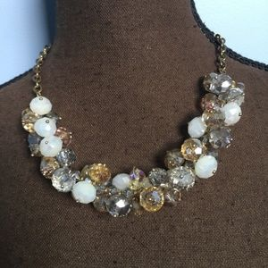 3 FOR $30 Boho Bead Cluster Statement Necklace